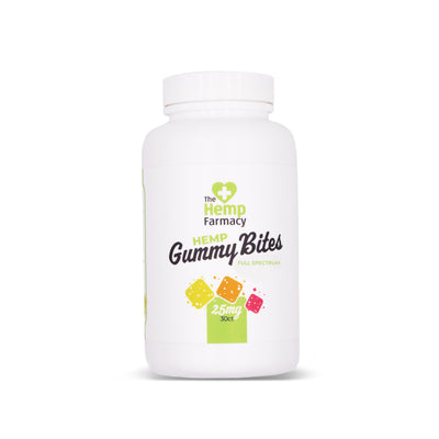Hemp Farmacy Full Spectrum Gummies, 25mg