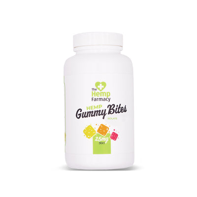 Hemp Farmacy Isolate Gummies, 25mg