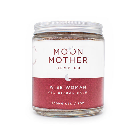 Moon Mother Bath Salts