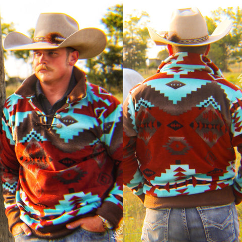 Nevada Sunset Pullover