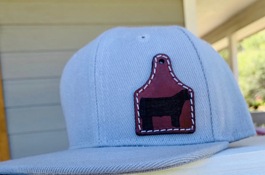 Cattle Tag - ADULT Cap