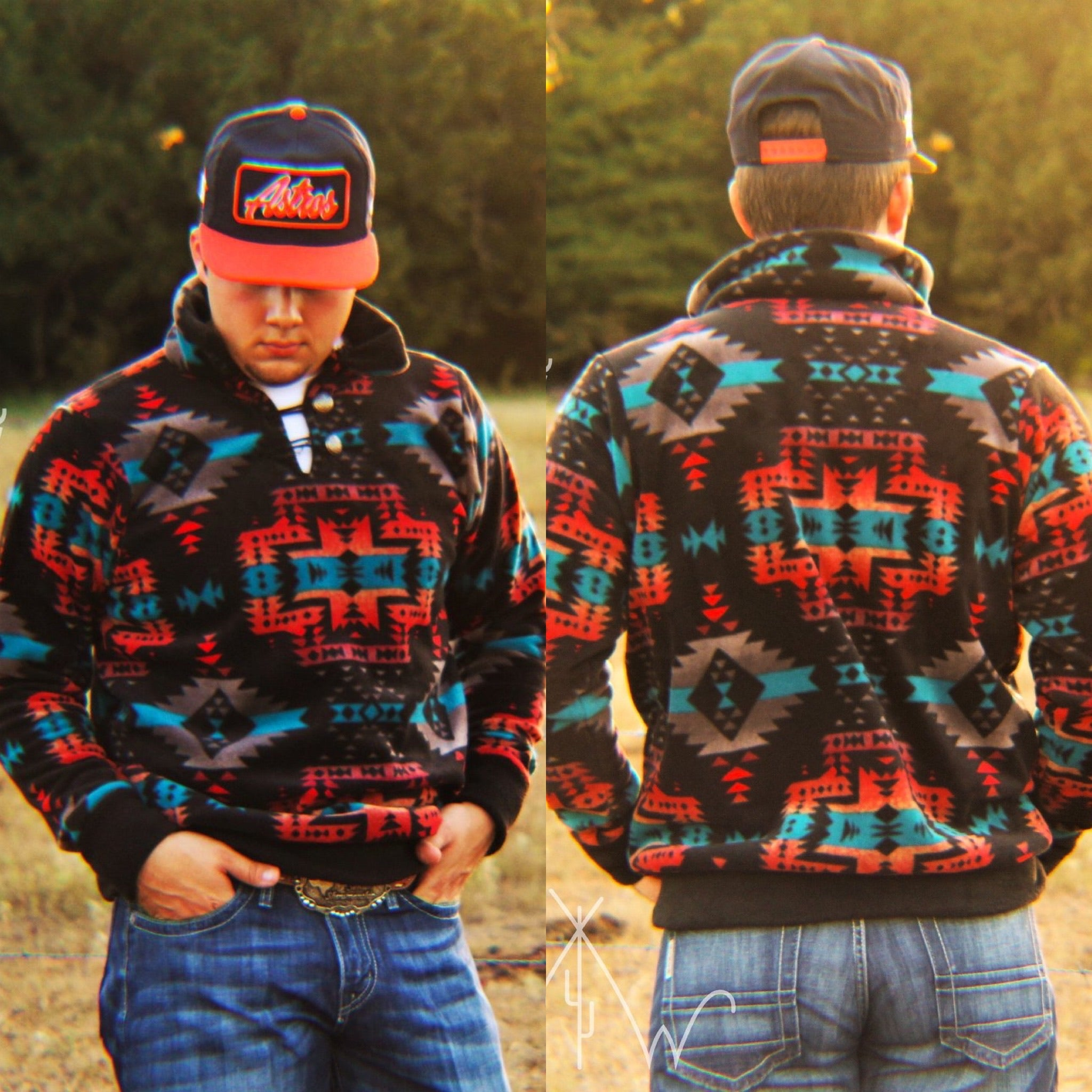 Nevada Nights Pullover