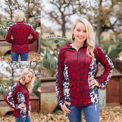 Cowboy Christmas Pullover