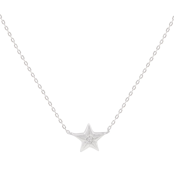 COLLAR ONE STAR PLATA