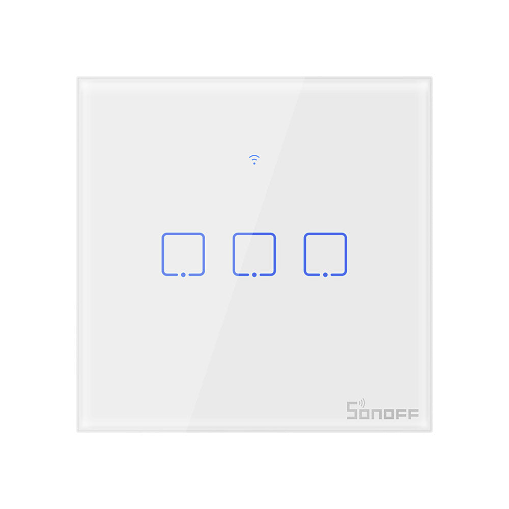 SONOFF TX Series WiFi Wall Switches UK