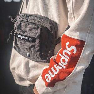 How To Spot Fake Supreme SS19 Shoulder Bag