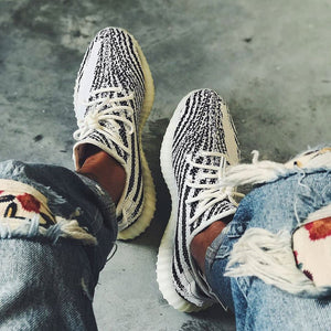 How To Spot a Fake Yeezy 350 V2 Zebra