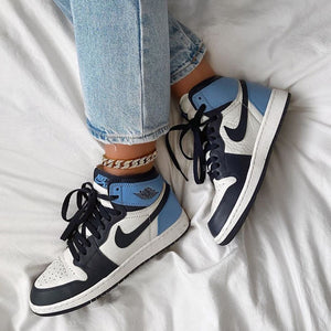 How To Spot Fake Jordan 1 Obsidian UNC