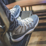 Jordan 11 Cool Grey 2010 Fake VS Real Guide - Jordan 11 Cool Grey 2010 Authentication