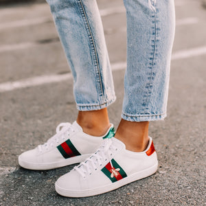 Fake VS Real Gucci Ace Sneakers Guide