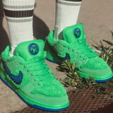 Nike SB Dunk Low Grateful Dead Green Bear Fake vs Real Guide