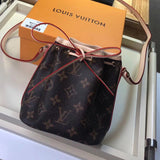 How to spot fake Louis Vuitton Nano Noe