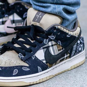 How To Spot Fake Cactus Jack Dunks | Real Vs Fake Nike Travis Scott Dunk