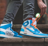 Jordan 1 Off White UNC Fake vs Real Guide