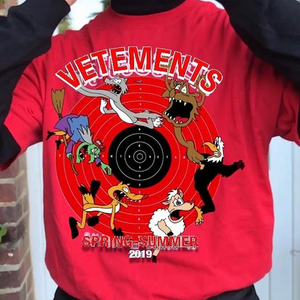 How To Spot Fake Vetements Tee