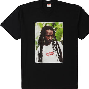 Supreme Buju Banton Tee Authentication