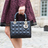 Dior Lady Bag Authentication Guide