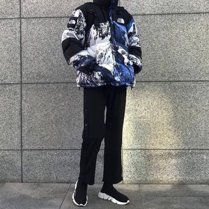 How To Spot Fake Supreme The North Face Mountain Baltoro Jacket