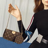 Louis Vuitton Multi Pochette Accessories Real VS Fake Guide