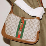 How To Spot Fake Gucci Jackie 1961 Handbag