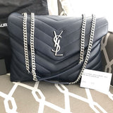 How To Spot Fake YSL LouLou Medium Bag