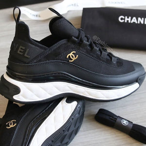 How To Spot Fake Chanel 2020 Cruise Low-Top