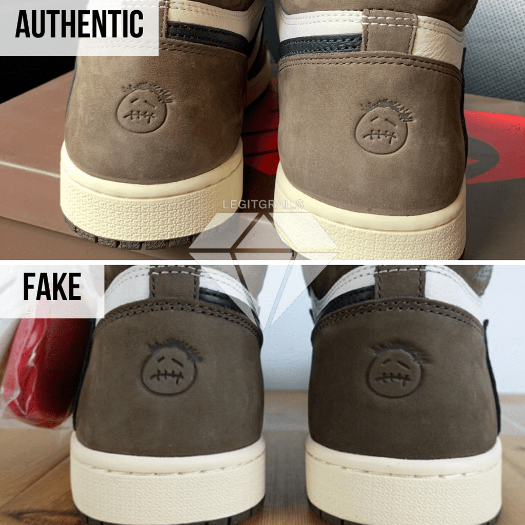 how to legit check travis scott jordan 1 high legitgrails to legit check travis scott jordan 1