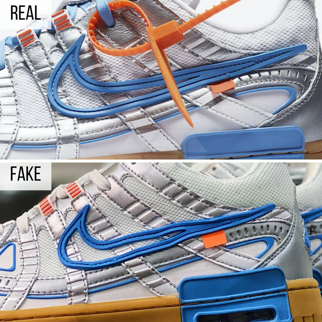 How To Legit Check Nike Air Rubber Dunk Off-White: The Overall Shape Method