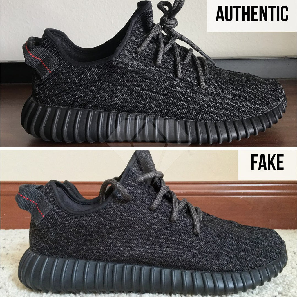 How To Spot Fake Yeezy Boost 350 V1
