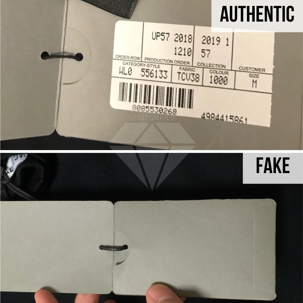 How To Stop A Fake Balenciaga Speedhunters T-shirt: The Tag Method
