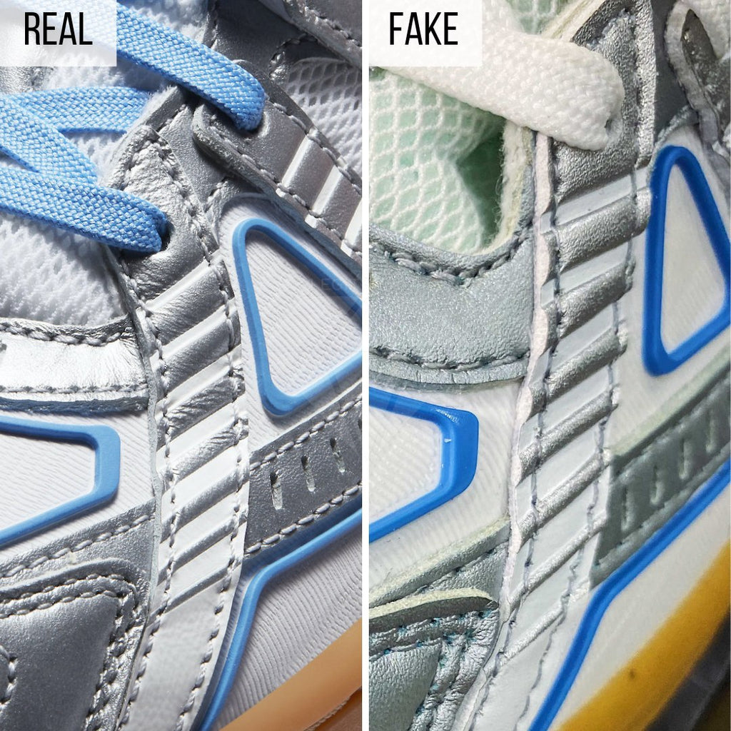 How To Legit Check Nike Air Rubber Dunk Off-White: The Rubber Overlays Method