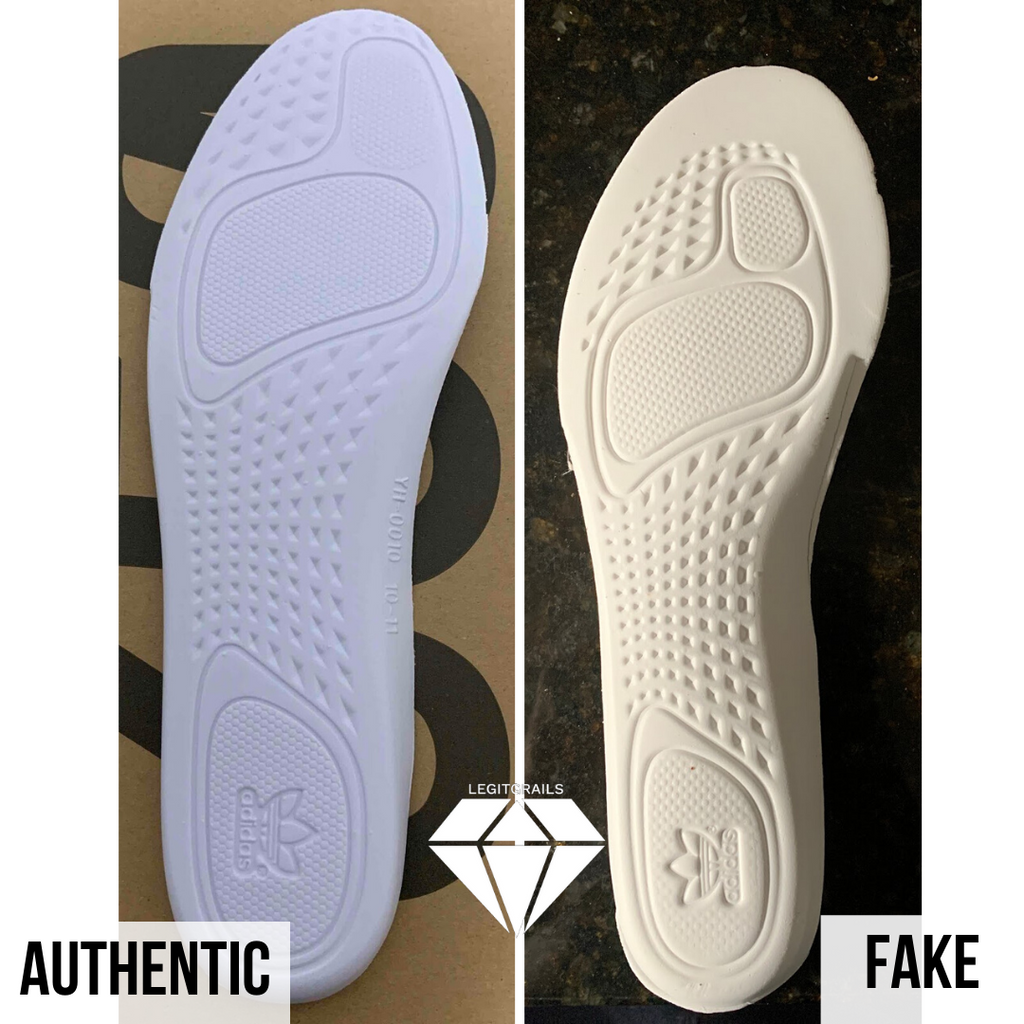How to spot Fake Adidas Yeezy Boost 350