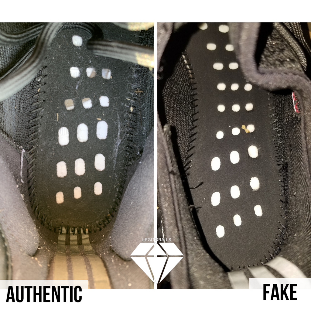 How to spot Fake Adidas Yeezy Boost 350 V2 | Yeezy 350 V2 Fake vs Real
