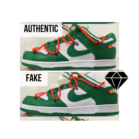 Nike Dunk Low Off-White Legit check | Off White Real vs Fake