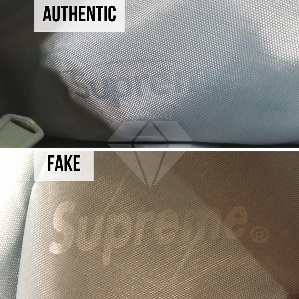 Supreme SS19 Shoulder Bag Legit Check Guide: The Inside Supreme Stamp Method
