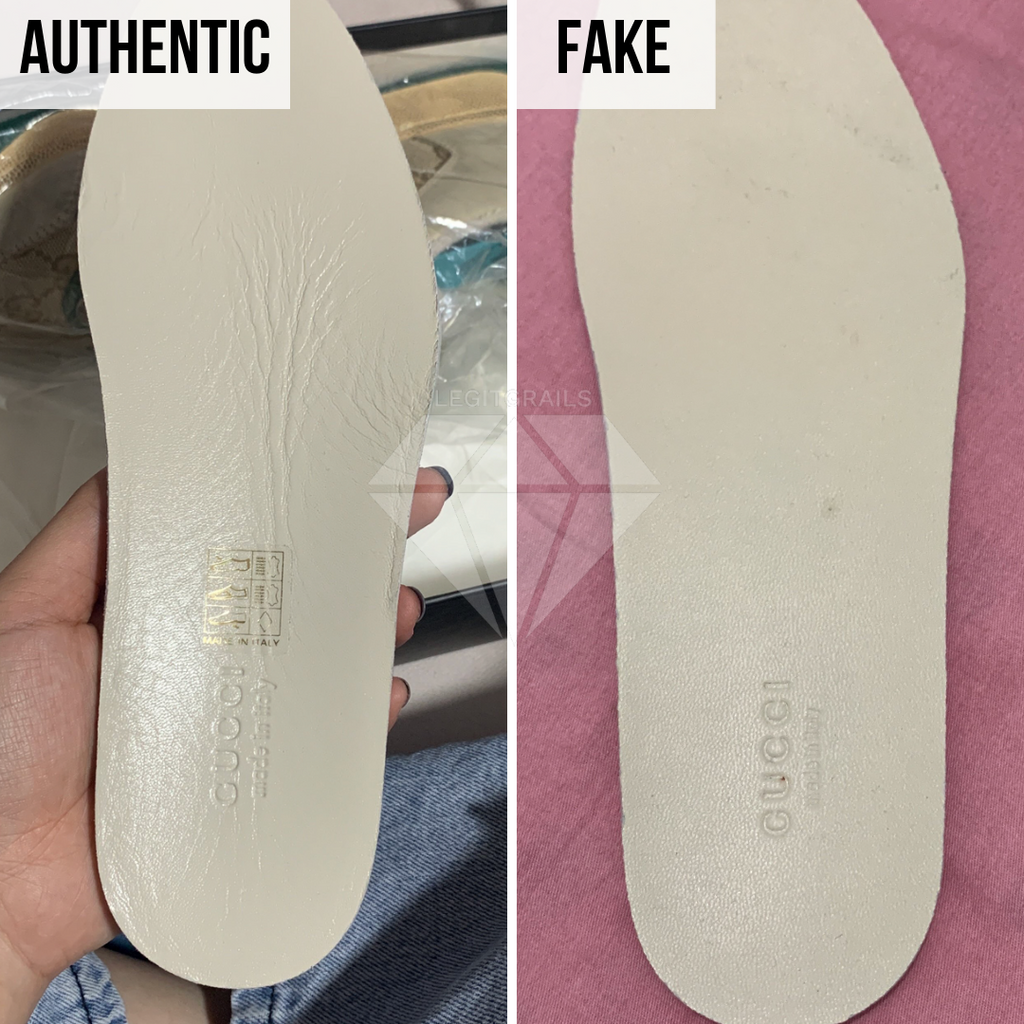 How to Legit Check Gucci Shoes   Gucci