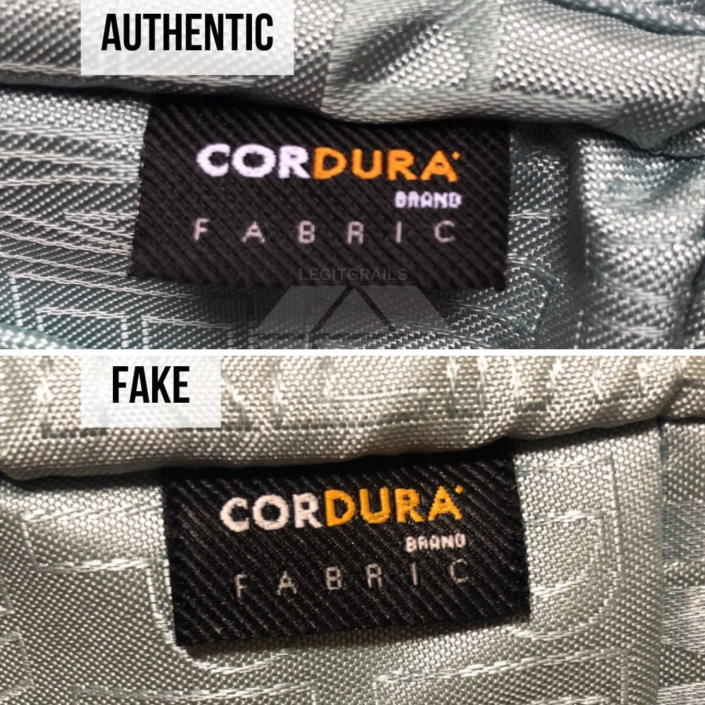 Supreme SS19 Shoulder Bag Legit Check Guide: The Cordura Back Tag Method