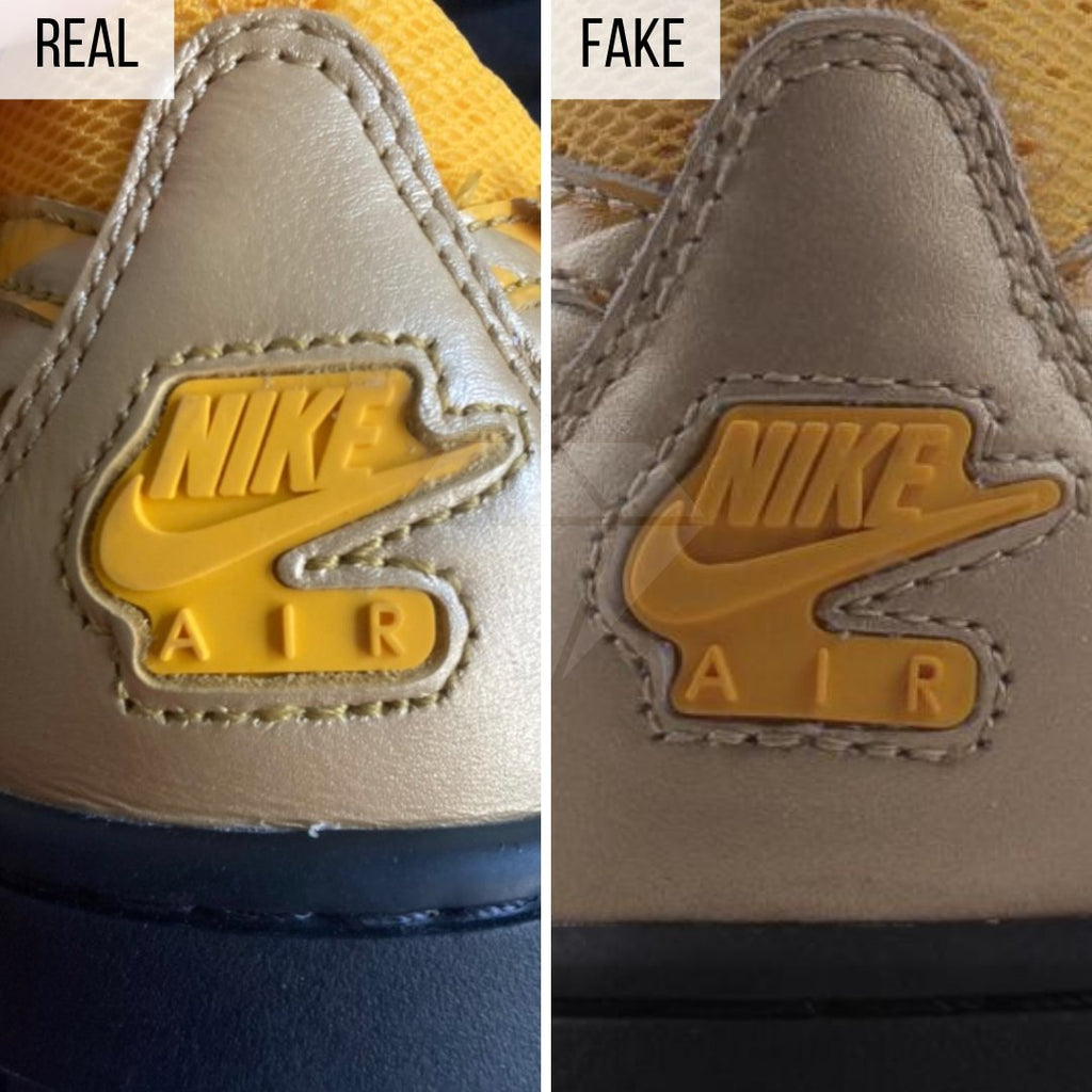 How To Legit Check Nike Air Rubber Dunk Off-White: The Heel Method