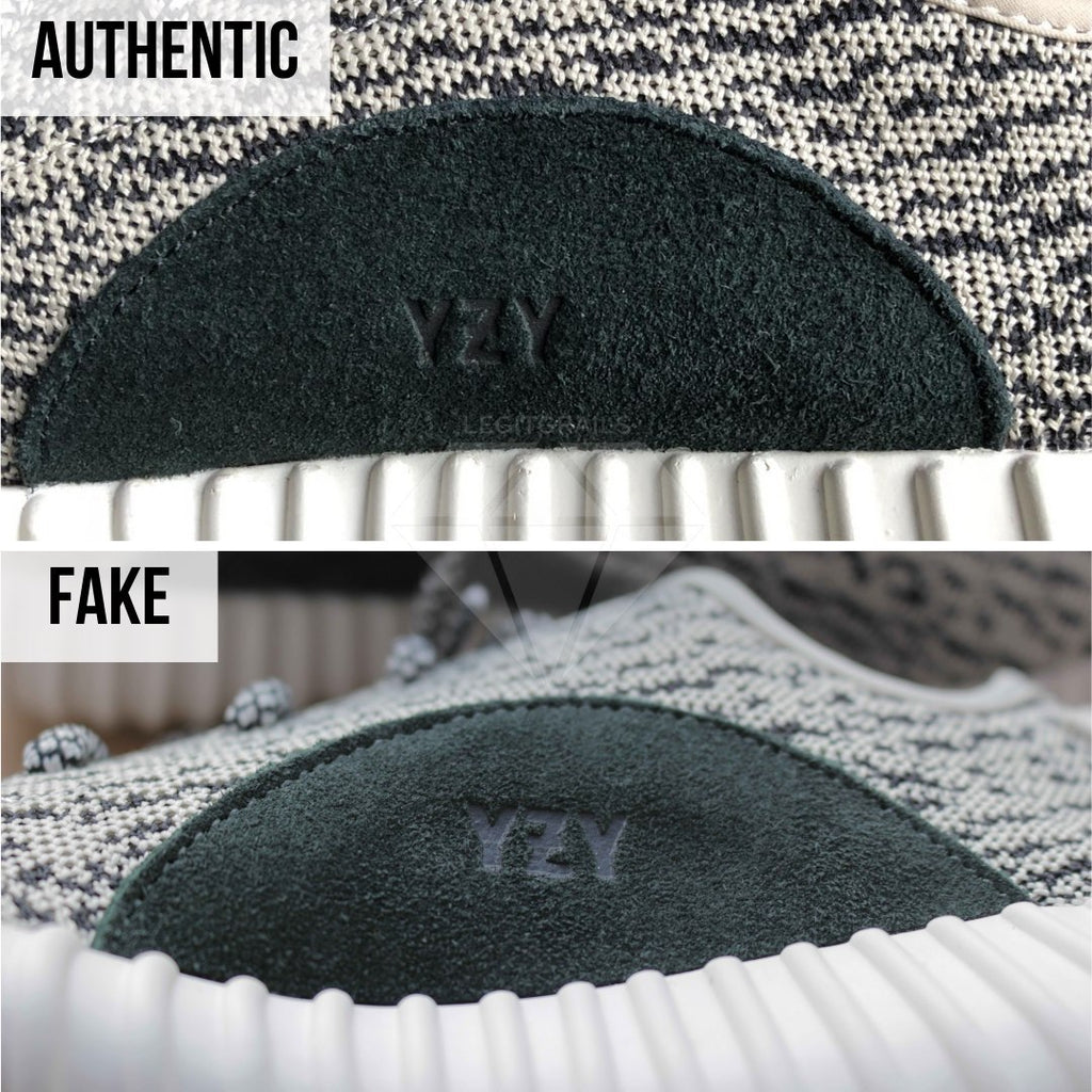 The YZY Logo Patch Method: Turtle Dove