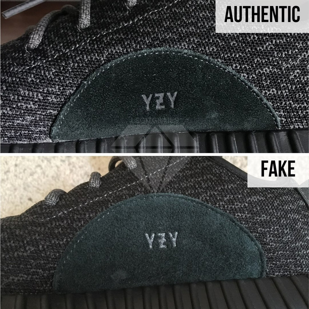 The YZY Logo Patch Method: Pirate Black