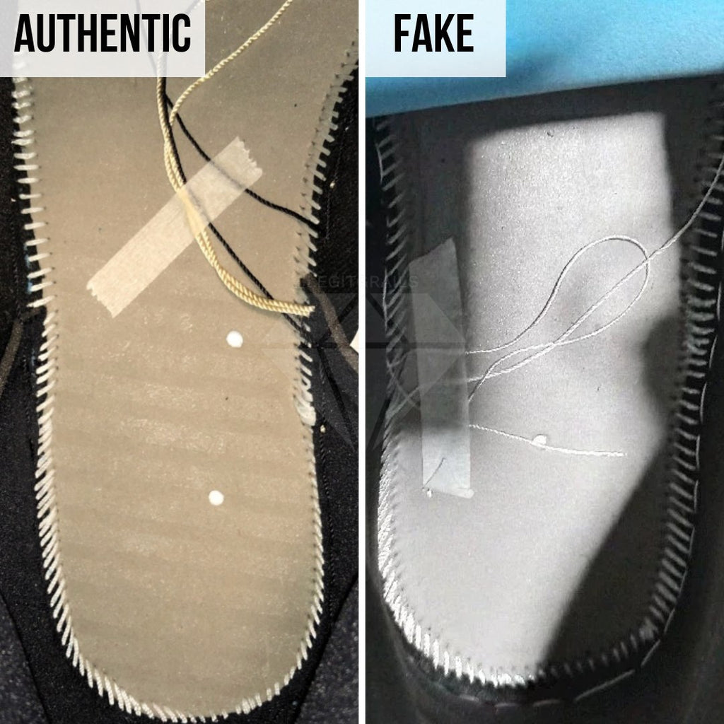 Jordan 1 Shattered Backboard 3.0 Legit Check Guide: The Footbed Method
