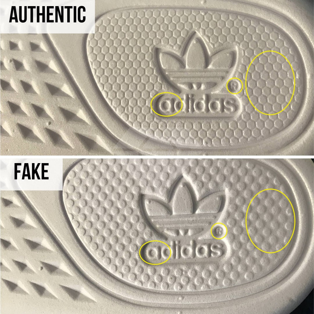 How To Spot Fake Yeezy Boost 350 V1: The Insole Method