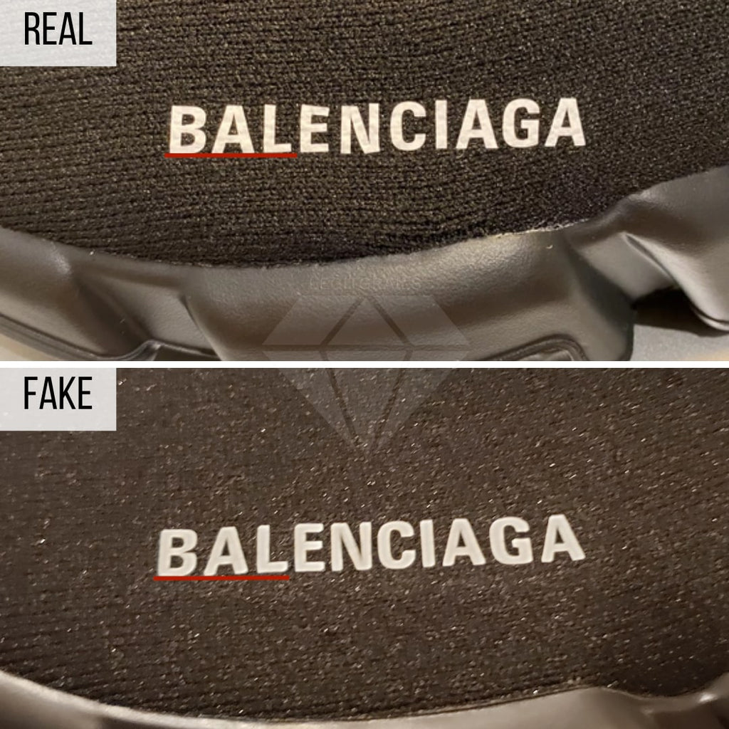 Balenciaga Speed trainers legit check