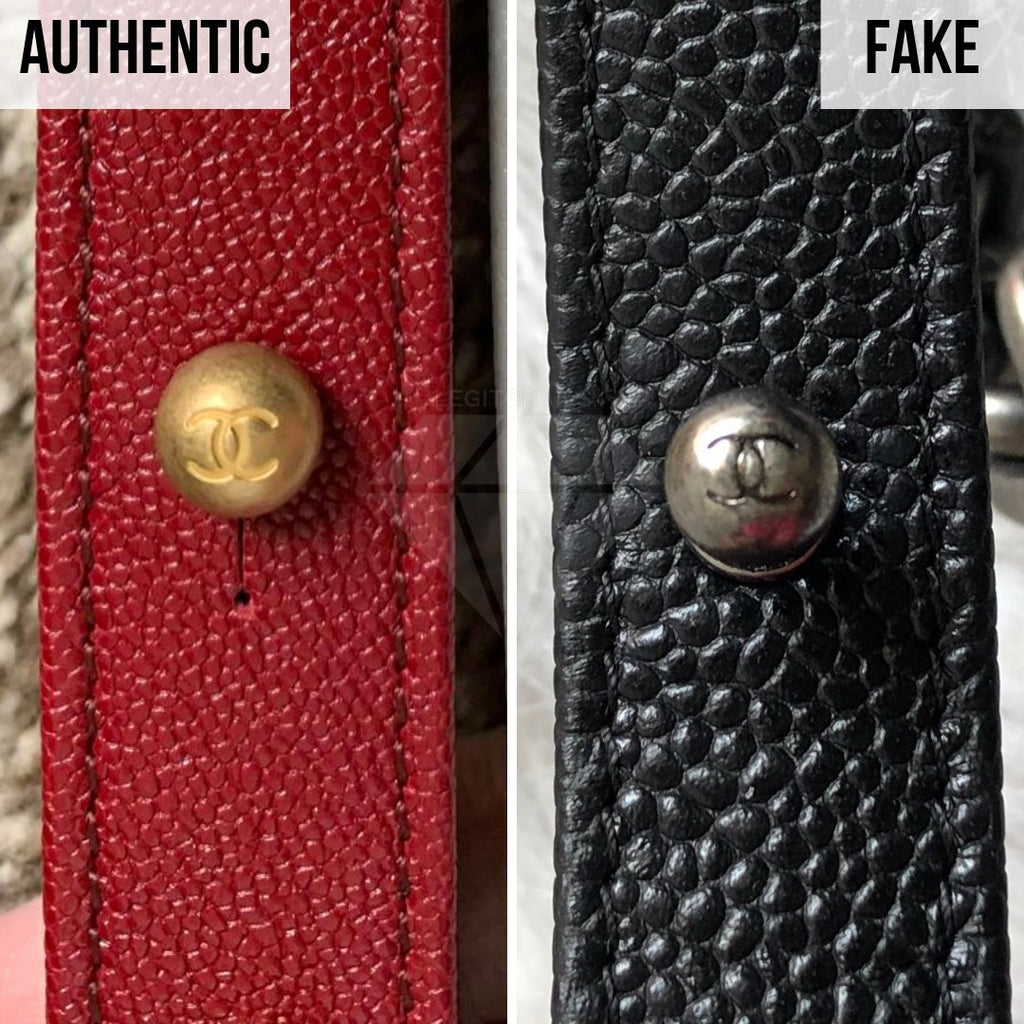 Chanel Boy Bag Fake VS Real