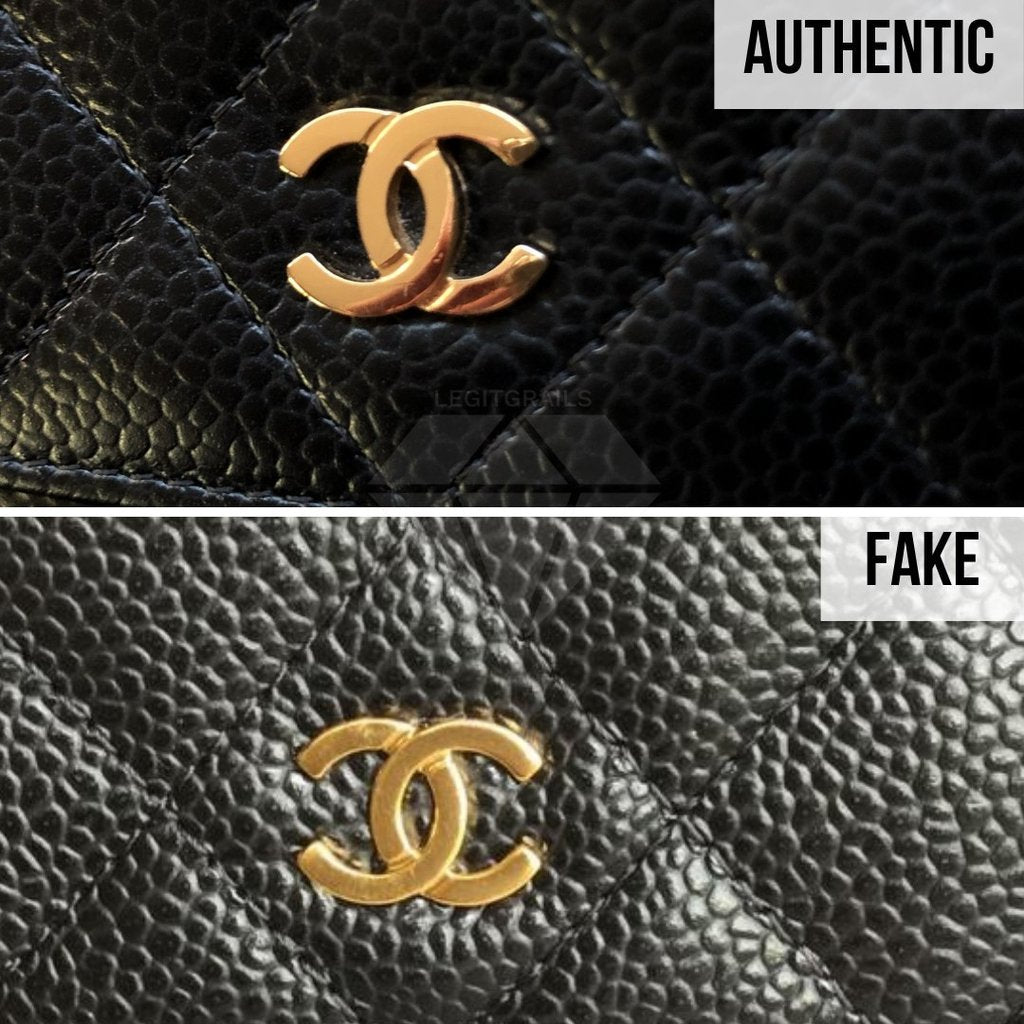 Chanel WOC Real VS Fake