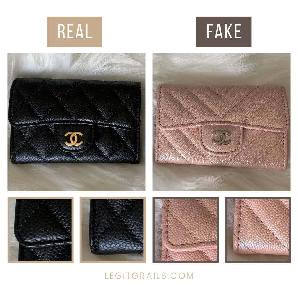Chanel Wallet Authentication