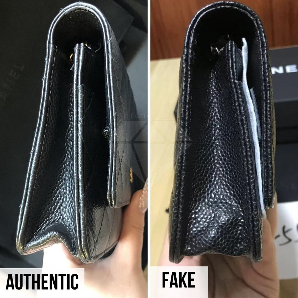 Chanel Wallet On Chain Legit Check