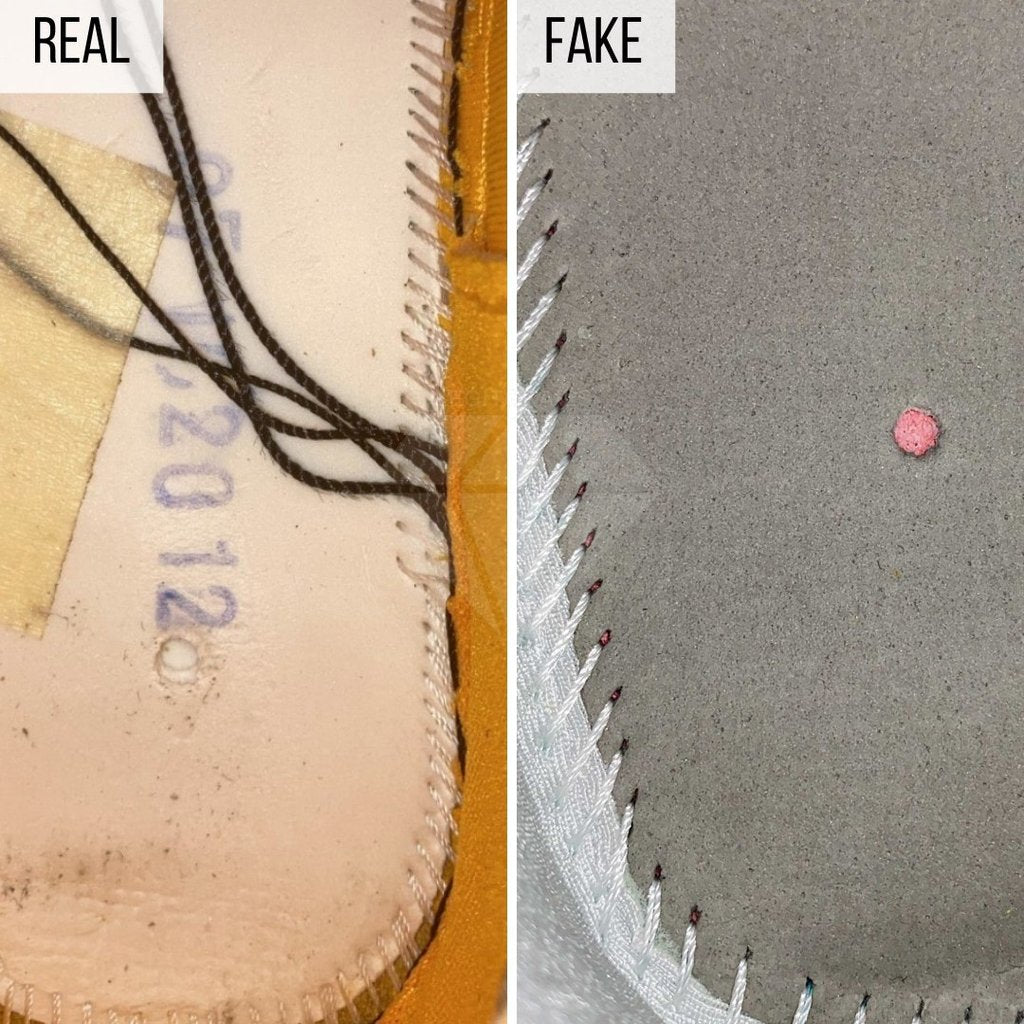 Fake Off White Rubber Dunk