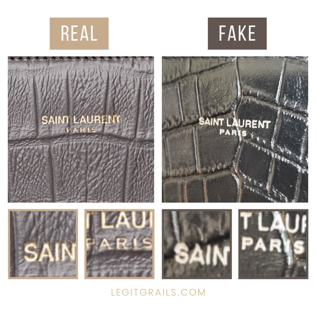 Fake Saint Laurent Sac De Jour Bag