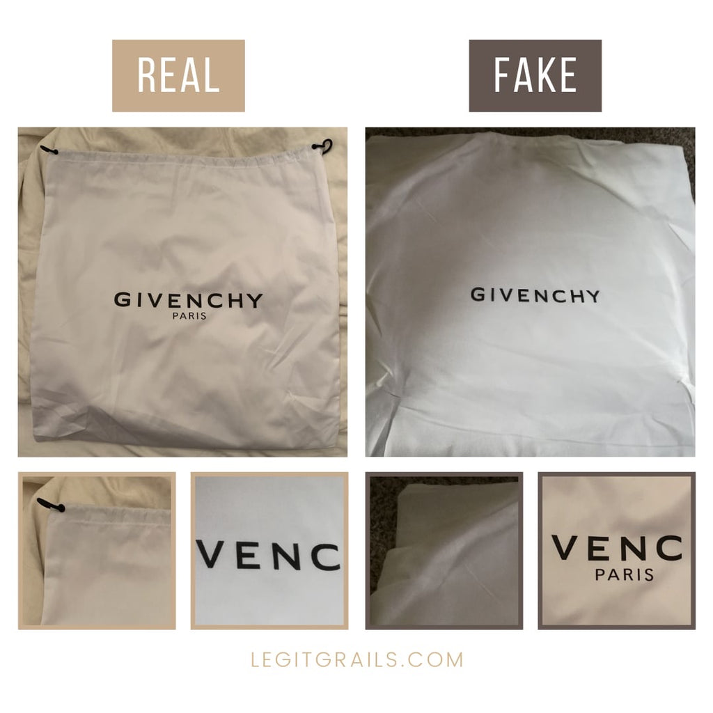 Fake Vs Real Givenchy Antigona Bag